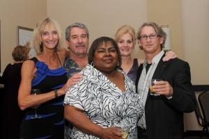 Chrsty, Steve, Octavia Sharpe Sherrod, Melanie & Gregor